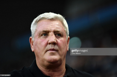 Bruce happy with point despite a lacklustre game