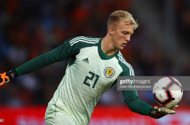 Another loan spell for Rangers' Robby McCrorie