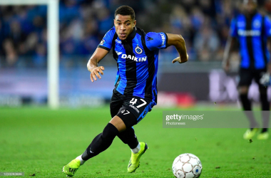 Arnaut Danjuma joins Bournemouth from Belgian side Club Brugge (Getty Images)