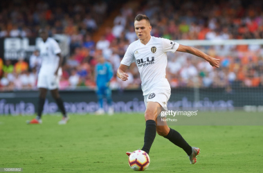 Cheryshev in action for Los Che (Image by Getty Images/NurPhoto)