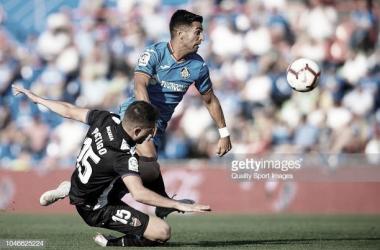 Sigue EN VIVO y en directo el partido entre Getafe y Levante | Fuente: getty images