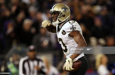 WR Michael Thomas donates to help economically challenged families