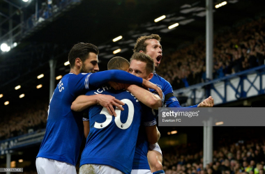 Photo: Getty Images - Everton FC/Tony McArdle