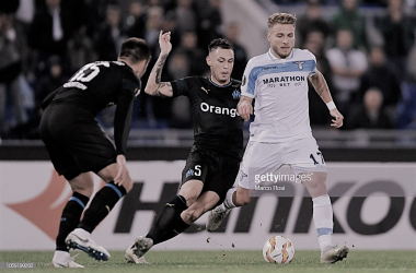 Ciro Immobile. Foto:Getty images.