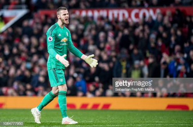 David De Gea has been Manchester United's star player | Photo: Sebastian Frej/MB Media via Getty Images