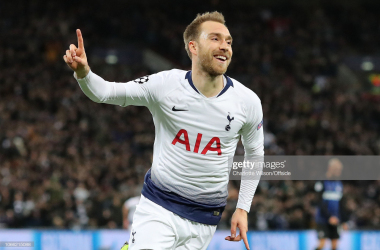 Christian Eriksen has been highlighted as a potential January transfer target by Ole Gunnar Solskjaer&nbsp;<div>(Getty Images/Charlotte Wilson/Offside)</div>
