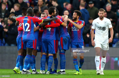Burnley v Crystal Palace Preview: Burnley welcome Palace to Turf Moor as both sides look to edge closer to safety.
