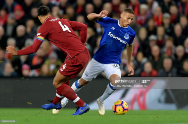 Richarlison claims there are better defenders than Liverpool's Van Dijk