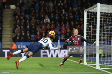 Dele secures the points. (Photo: Getty Images/Oli Scarff)