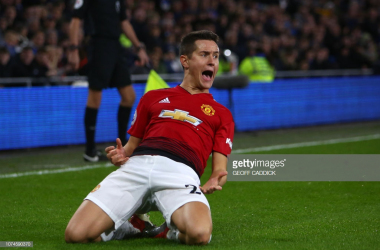 Ander Herrera has become a key factor in Solskjaer's plan at Old Trafford. (Image: Getty Images/Geoff Caddick)