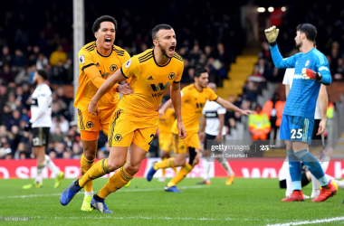 As it happened: Wolverhampton Wanderers 1-0 Fulham in the Premier League