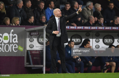 Sean Dyche produced a tactical masterclass (photo: Getty Images)
