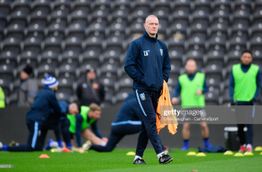 Lee Bullen is favourite to take the Wednesday job. (Photo: Getty Images/Chris Vaughan)