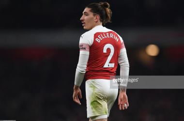 Hector Bellerin to miss remainder of the season with ACL injury