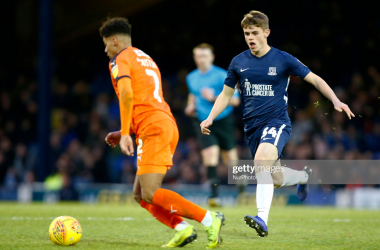 <div>Charlie Kelman of Southend United during Sky Bet League One match between Southend United and Luton Town at Roots Hall Ground, Southend, England on 26 Jan 2019. (Photo by Action Foto Sport/NurPhoto via Getty Images)</div><div><br></div>