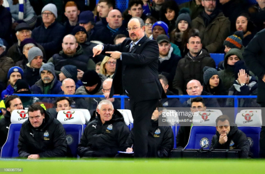 The Warm Down: Frustration for Newcastle and Benitez after Chelsea defeat
