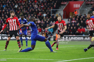 Bamba scores for Cardiff. | Source: Christopher Lee, Getty