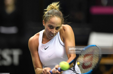 Madison Keys is set to return to Team USA after playing