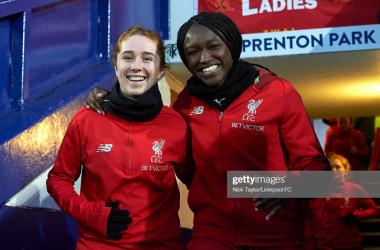 Liverpool duo gain international call-up