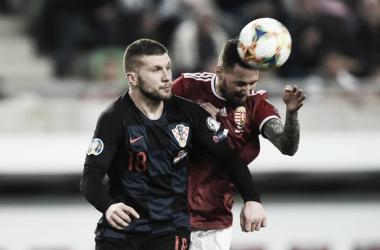 Hungria vence Croácia de virada pelas eliminatórias da Euro 2020