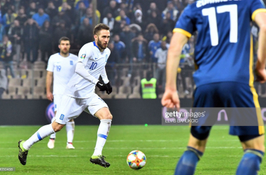 Greece vs Italy Preview: A crucial clash in Group J of Euro 2020 qualifying