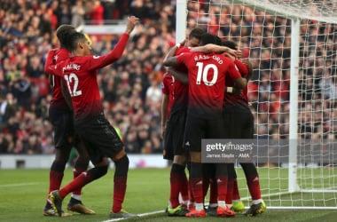 Manchester United 2-1 Watford: Solskjaer's reign off to a winning start as United overcome dominant Hornets