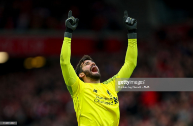 Alisson pinpoints lack of big egos as key aspect in Liverpool's hunt for silverware