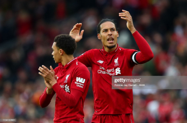 Joel Matip: Everyone improves around Virgil van Dijk