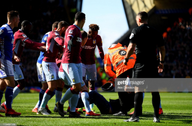 Jack Grealish hails Villa win 'the best day of his life' despite fan altercation