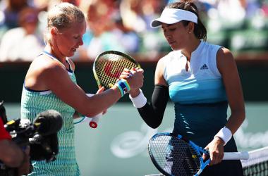 Australian Open Fourth Round Preview: Garbine Muguruza vs Kiki Bertens