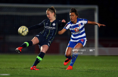 Reading vs Manchester City FA WSL Preview: Kick-off time, team news, ones to watch and how to follow