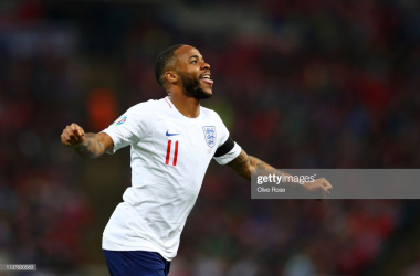England 5-0 Czech Republic: Sterling hits hat-trick in five star England performance
