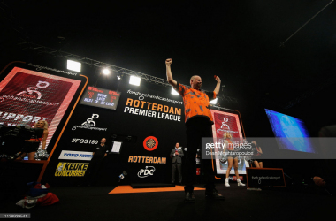 Former PDC and BDO World Champion Raymond van Barneveld will return to our screens on the PDC ProTour (Image: Getty Images).