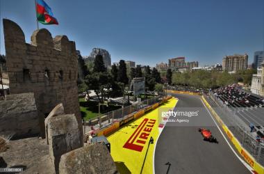 F1: Baku redemption for Bottas