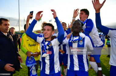 FC Porto campeão da Youth League