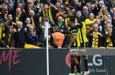 Watford 3-2 Wolverhampton Wanderers: Hornets come from two down to reach FA Cup final