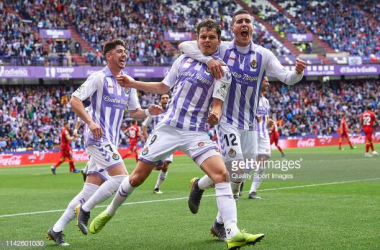 Real Valladolid bring in Enes Unal and Federico Barba on loan