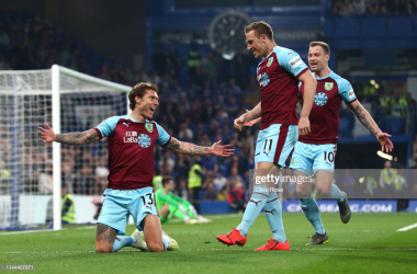 Chelsea 2-2 Burnley: Blues held at the Bridge