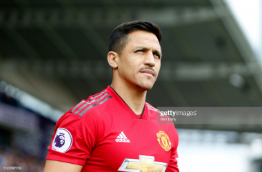 Alexis Sanchez doesn't regret United move despite torrid eighteen months