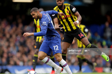 Four players to have played for Chelsea and Watford