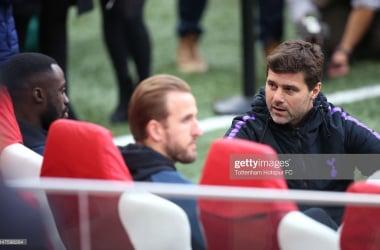 Getty Images/Tottenham Hotspur FC