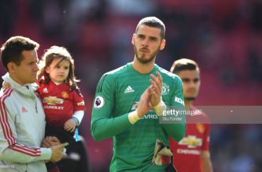 Report: David de Gea commits future to Manchester United by signing massive new contract