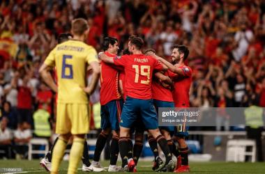 Spain 3-0 Sweden: La Roja enforce penalties on Sweden