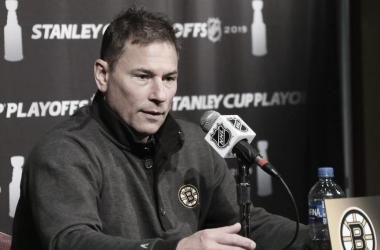 Bruce Cassidy | Foto: Getty Images