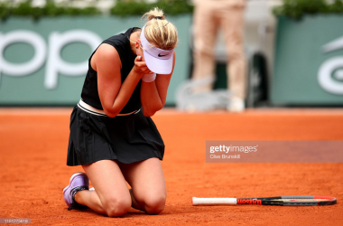 French Open: Anastasia Potapova routs Angelique Kerber in Roland Garros debut