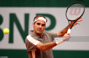 Roger Federer impressed in his first match at the French Open in four years (Getty Images/Clive Brunskill)