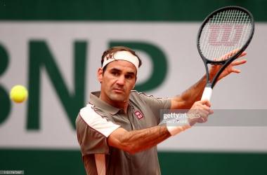 French Open: Roger Federer impresses on Roland Garros return
