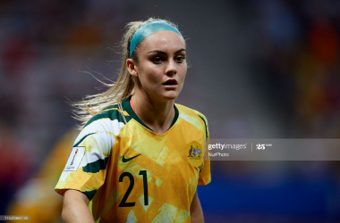 Ellie Carpenter named W-League Young Footballer of the Year