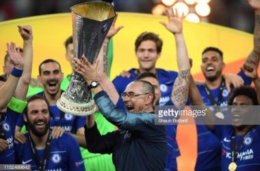 Maurizio Sarri seals move to Juventus