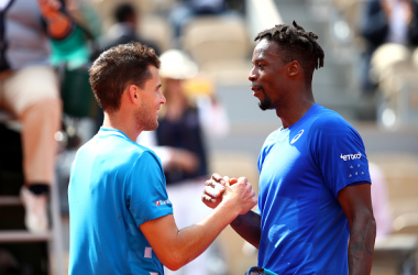 Australian Open Fourth Round Preview: Gael Monfils vs Dominic Thiem